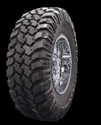 Mud Terrain Radial Tires